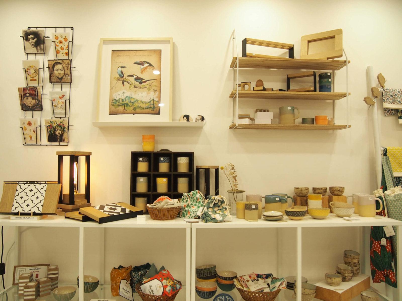 ceramique et déco - boutique