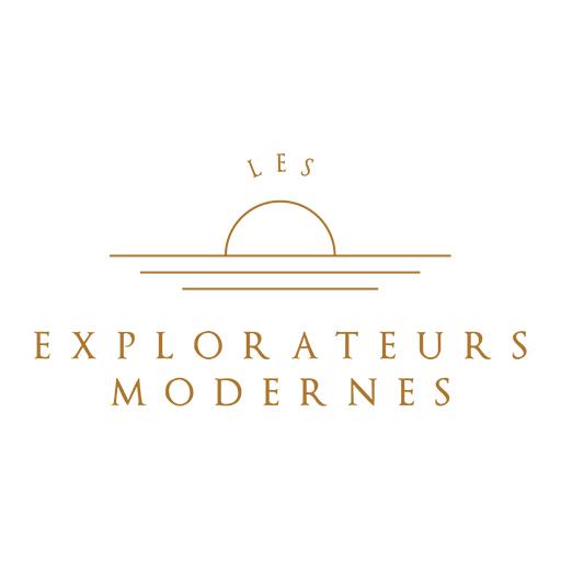 Logo les explorateurs modernes